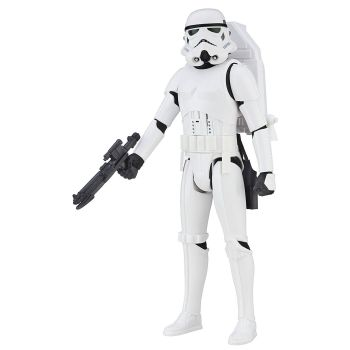 Star Wars : Rogue One - Interactech Imperial Stormtrooper Figure - 2016 - NEW