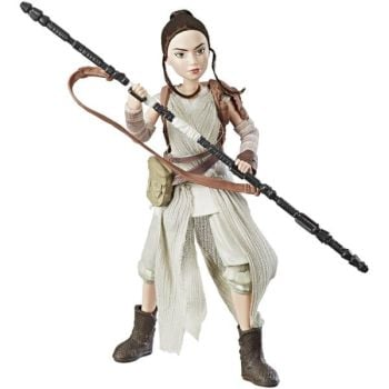Star Wars : Forces Of Destiny - Rey Of Jakku Figure - 2016 - NEW
