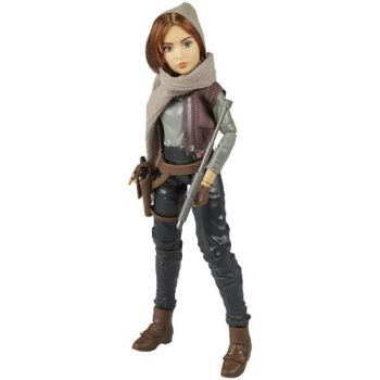 Star Wars : Forces Of Destiny - Jyn Erso Figure - 2016 - NEW