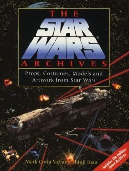 The Star Wars Archives / The Indiana Jones Archives - Hardback Book - 1995
