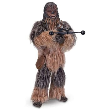 Star Wars - Large Animatronic Interactive Figure - Chewbacca - 2015 - NEW