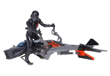 Star Wars - Elite Speeder Bike With Special Edition Stormtrooper - Hasbro - NEW - 2015