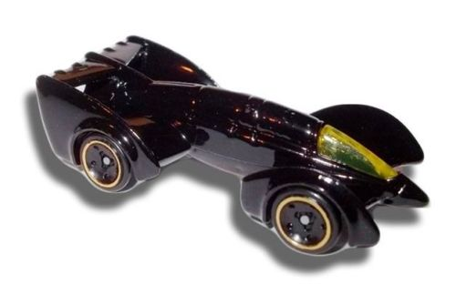 Batman - Batman Live! Batmobile - Hot Wheels - NEW