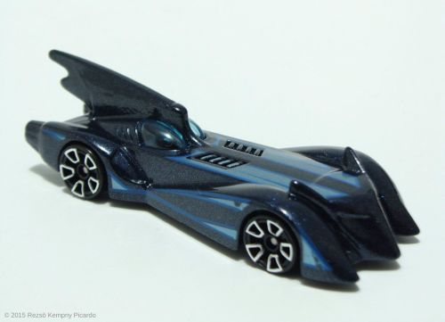 Batman - The Brave And The Bold Batmobile - Hot Wheels - NEW