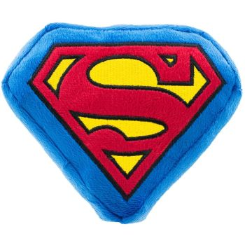 Superman - Plush Soft Dog Toy - DC Comics - NEW
