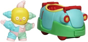 Moon And Me - Colly Wobble's Car - Toy Vehicle And Figure Set - CBeebies - Playskool - NEW