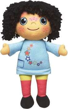 Moon And Me - Talking Pepi Nana Large Plush  - CBeebies - Playskool - NEW