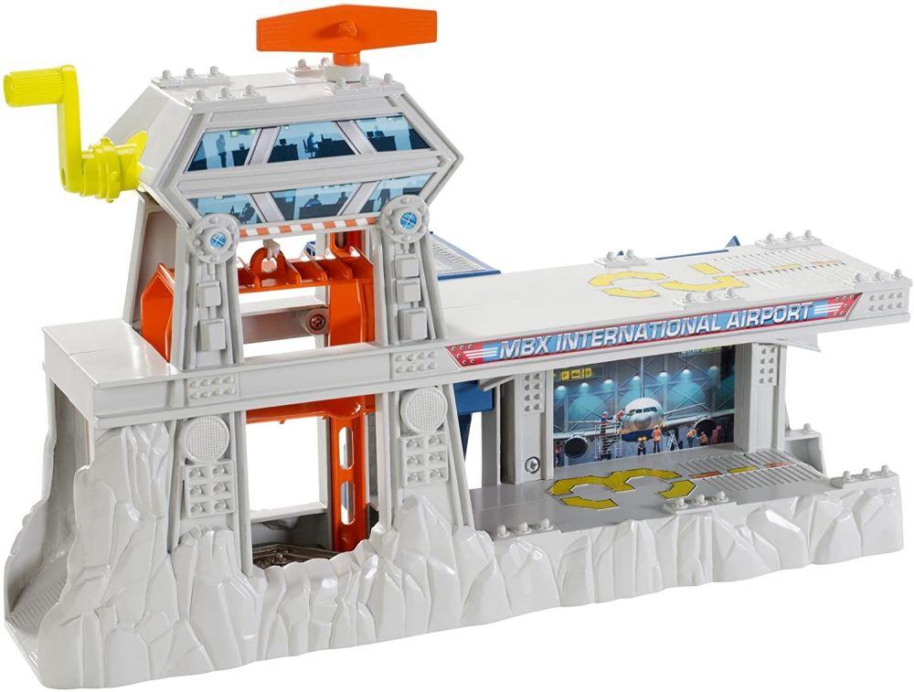 Cliff Hanger - Airport Rescue Playset - Matchbox - 2011