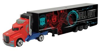 Transformers - Optimus Prime With Trailer - Dickie Toys - NEW