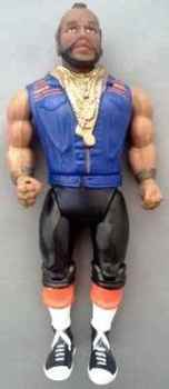 A-Team - B A Baracus Figure