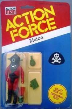 Action Force - Muton Figure - NEW