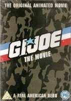 G.I. Joe : The Movie (1987) - DVD - NEW