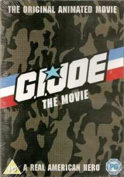 G.I. Joe : The Movie (1987) - DVD - NEW