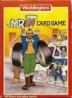 Mr T Card Game - Giant Size Playing Cards - Waddingtons - 1985