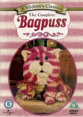 The Complete Bagpuss - DVD - NEW