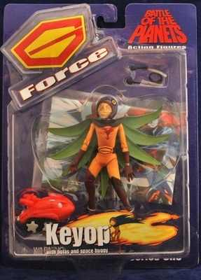 Battle Of The Planets - Keyop Figure - NEW