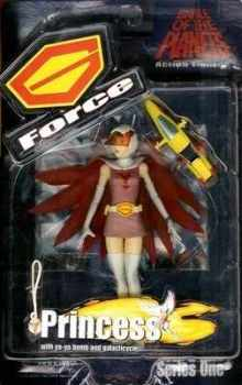 Battle Of The Planets - Princess Figure - NEW