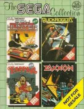 The Sega Collection - ZX Spectrum 48K