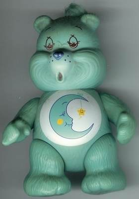 Care Bears - Bedtime Bear Poseable Figure