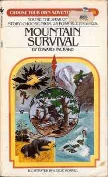 Choose Your Own Adventure 28 - Mountain Survival