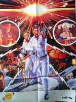 Large Buck Rogers Poster