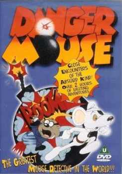 Danger Mouse : Volume 1 - DVD