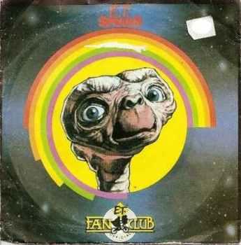 """ET Speaks 7"""" Vinyl Single - RARE - 1982"""