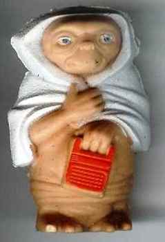 ET With Speak & Spell Figure - 1982