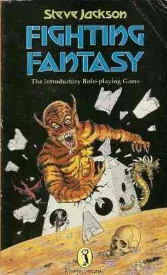 Fighting Fantasy (Guidebook) - VERY RARE