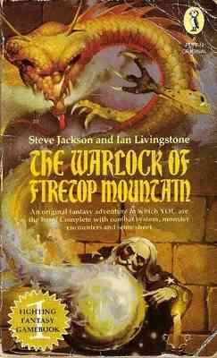 Fighting Fantasy Game Book 1 - The Warlock Of Firetop Mountain [gc]