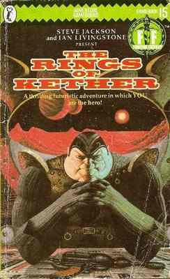 Fighting Fantasy Game Book 15 - The Rings Of Kether