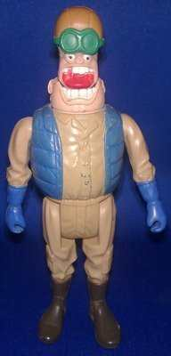 The Real Ghostbusters - Air Sickness Figure