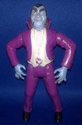 The Real Ghostbusters - Dracula Monster Figure