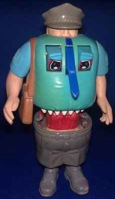 The Real Ghostbusters - Mail Fraud Figure