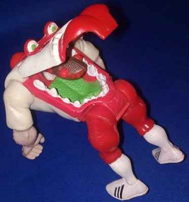 The Real Ghostbusters - Tombstone Tackle Figure