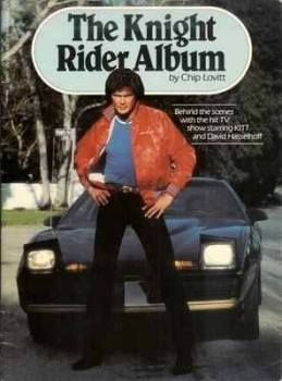 The Knight Rider Album - ULTRA RARE