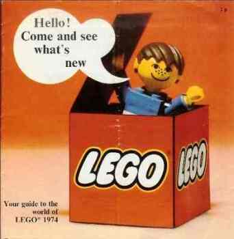 LEGO Guide 1974