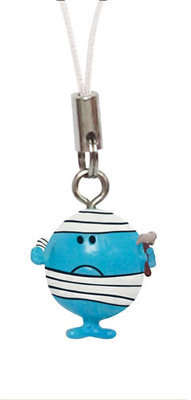 Mr Bump Mobile Phone Charm / Tag - NEW