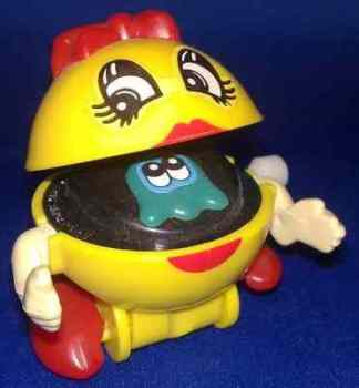 Wind-up Pac Man