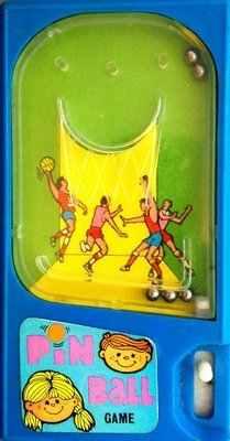 Basketball Pinball (Pocketeer Clone)