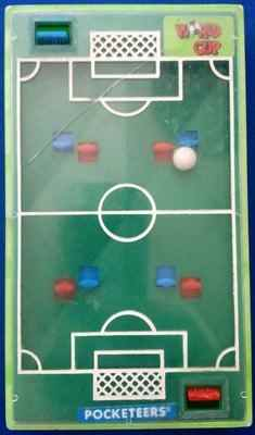 World Cup Pocketeer - Tomy - 1977