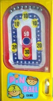 Stars & Stripes Pinball (Pocketeer Clone)