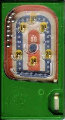 Pinball (Pocketeer Clone)