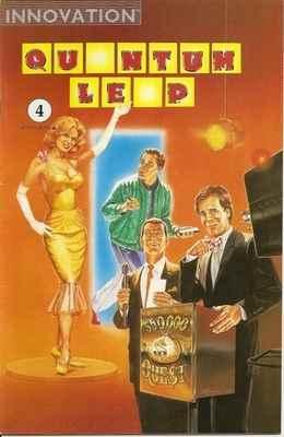 Quantum Leap Comic - Issue 4
