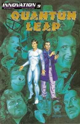 Quantum Leap Comic - Issue 9