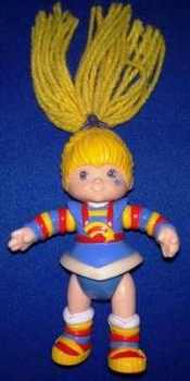 Rainbow Brite Poseable Figure