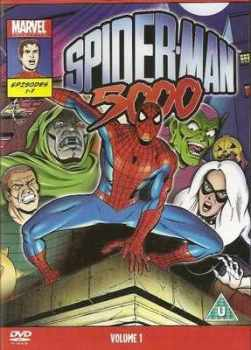 Spider-Man 5000 (Animated 1981) : Volume 1 DVD - NEW