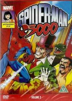 Spider-Man 5000 (Animated 1981) : Volume 2 - DVD - NEW