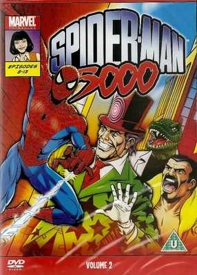 Spiderman 5000 (Animated 1981) : Volume 2 - DVD - NEW