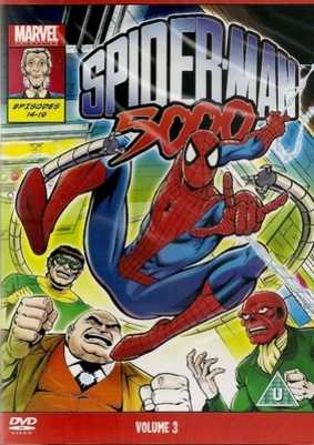 Spiderman 5000 (Animated 1981) : Volume 3 - DVD - NEW